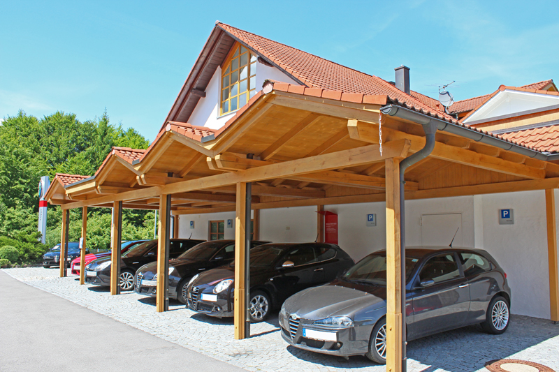 carport f r 3 autos preis carport f r 3 autos preis vordachhersteller polyfrom carports der. Black Bedroom Furniture Sets. Home Design Ideas